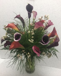 24 Calla Lily  from Nate's Flowers in Casper, WY