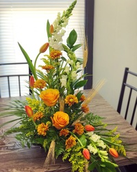 NF Fall Style from Nate's Flowers in Casper, WY