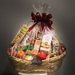 Gourmet Basket  from Nate's Flowers in Casper, WY