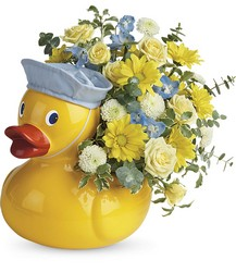 Teleflora's Lucky Ducky Bouquet from Nate's Flowers in Casper, WY